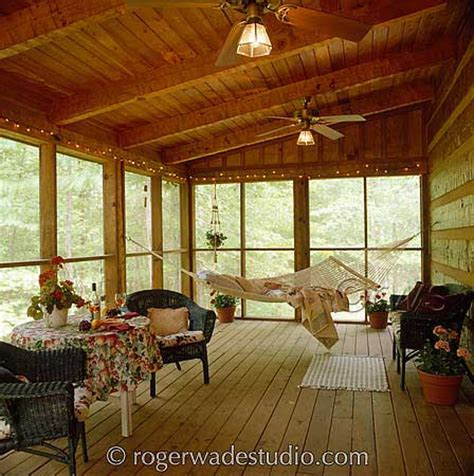 cabin floor plans with screened porch log home pictures logs porch and screened porches