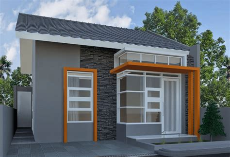 biaya buat rumah sederhana   juta bisa