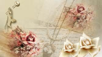 Vintage rose wallpaper 57 rose flower images rose pictures and