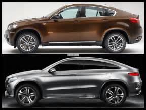 Mercedes X6 Photo Comparison Mercedes M Class Coup 233 Concept