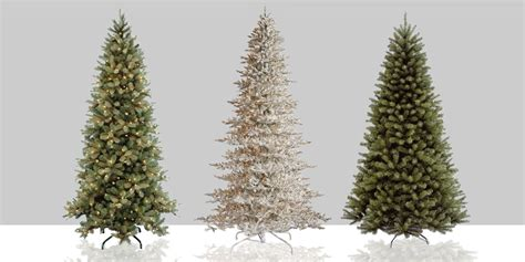 11 realistic artificial christmas trees best fake