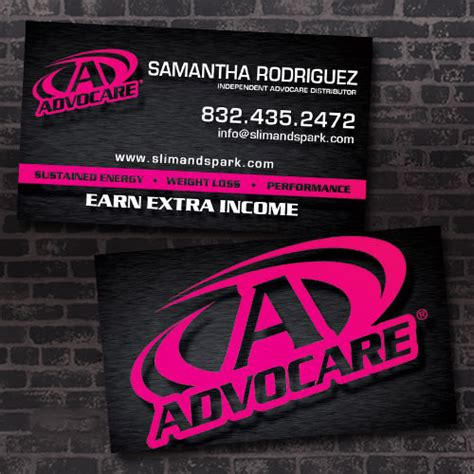 advocare business cards template gallery advocare business cards