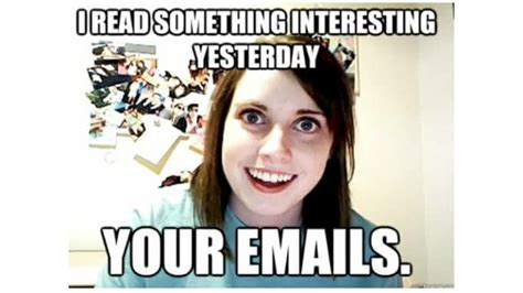 Crazy Girlfriend Meme - 49 of the best crazy girlfriend meme or overly attached