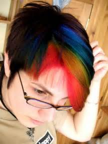 funky hair color funky hair color ideas 2012 trendy hairstyles