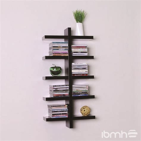 wall bookshelf beautify your house with simple wall bookshelves