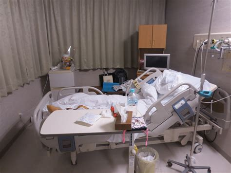 getting sick and going to the hospital in japan 素敵なライフ