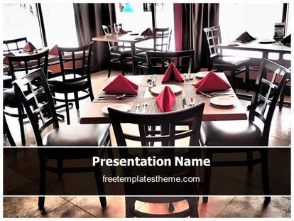 16 Best Free Event Planning Powerpoint Ppt Templates Restaurant Ppt Template Free