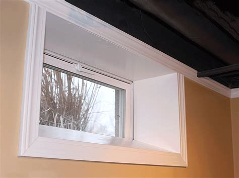 angle framing for basement small windows unless we just