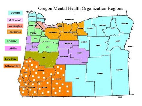 map of oregon regions news and information about ocsc mfiportal