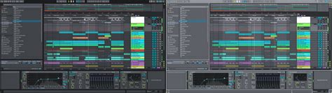 themes for ableton live 9 ableton live 10 themes by ampersound by lldlich on deviantart
