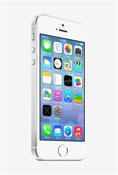 Apple Iphone 5s 32 Gb Silver Second apple iphone 5s 32 gb silver imei 358826053544454 ebay