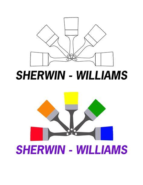 sherwin williams sherwin williams logo jacqui is creative