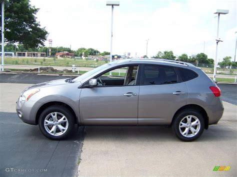 grey nissan rogue 2009 gotham gray nissan rogue sl 30213605 photo 5
