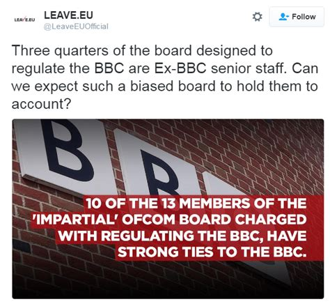 is the bbc biased seumas i m not sure this is a great idea is the bbc biased ofcom and the bbc