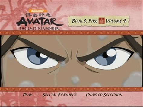 The Last Book 4 avatar the last airbender book 3 vol 4 dvd