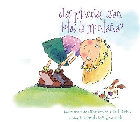 191 las princesas usan botas de monta 241 a picarona libros infantiles