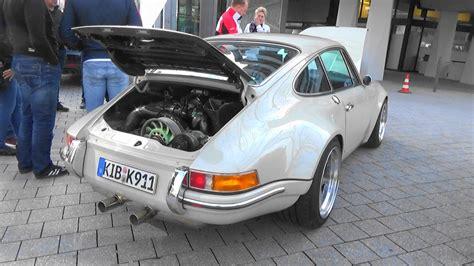 Singer Porsche Replica by Singer Porsche 911 Porsche Club Pforzheim South