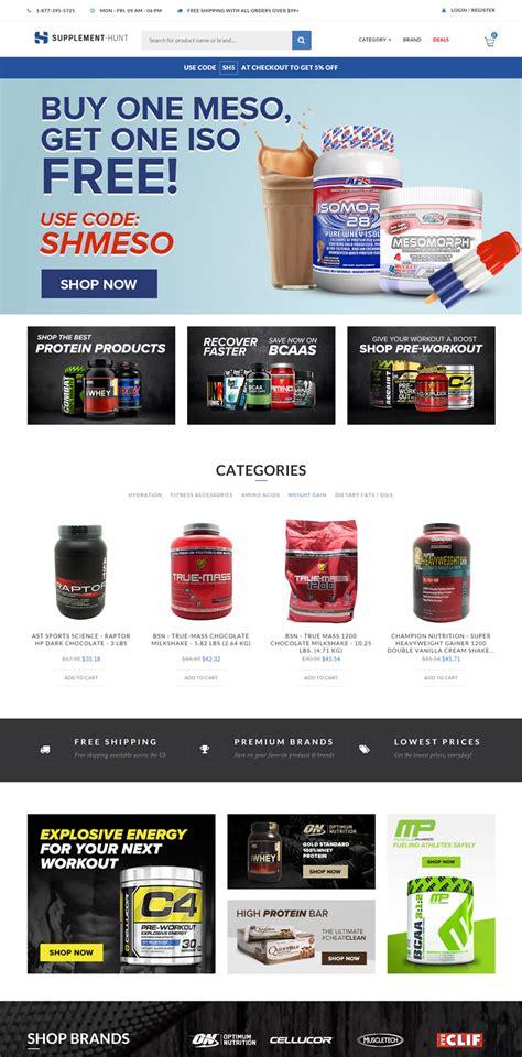 supplement hunt 美国维生素和补充剂在线商店 supplement hunt world68海淘