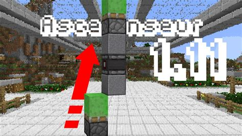 Minecraft How To Craft A Redstone L by Tuto Redstone 76 Ascenseur Avec L Observateur Fr Minecraft 1 11