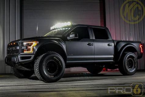 Matt Ford by Ford Raptor Matte Black 4x4 Ford Raptor