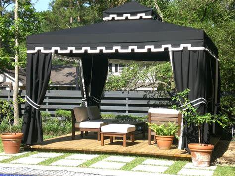 tende per gazebo in legno tende da gazebo gazebo tende per il gazebo