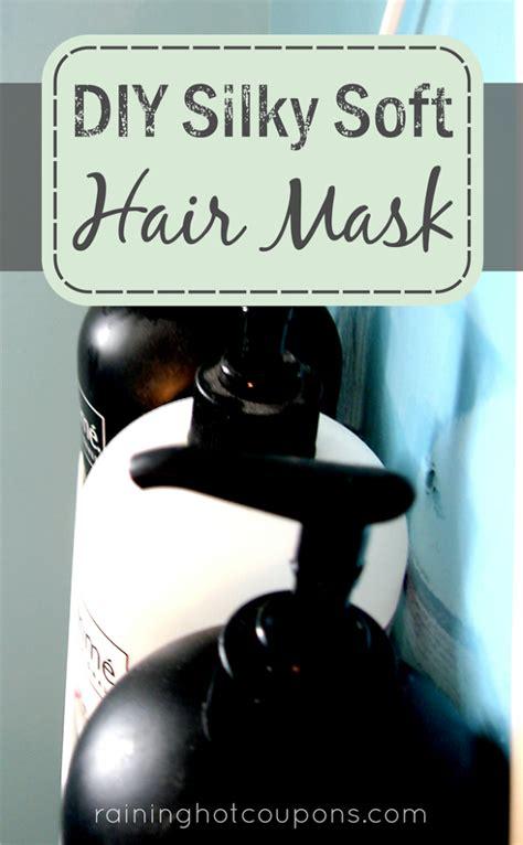 hair mask diys tricks diy silky soft hair mask