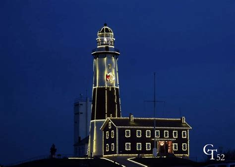 Montauk Point Lighthouse, New York at Lighthousefriends.com