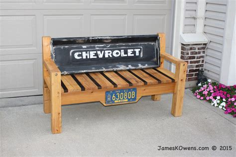 tailgate bench plans tailgate bench by jim lumberjocks com woodworking
