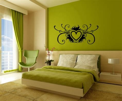 how to decorate a bedroom with green walls master bedrooms with green walls with the freshness and