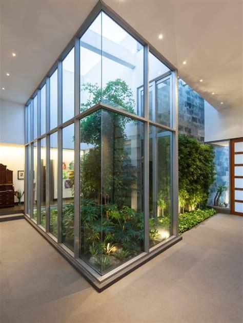 atrium house atrium home design ideas pictures remodel and decor