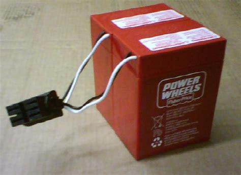 Jeep Power Wheels Battery Tri State Battery Warehouse Power Wheels 6 Volt