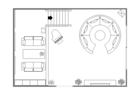 Room Floor Plan Template | two floor living room plan free two floor living room