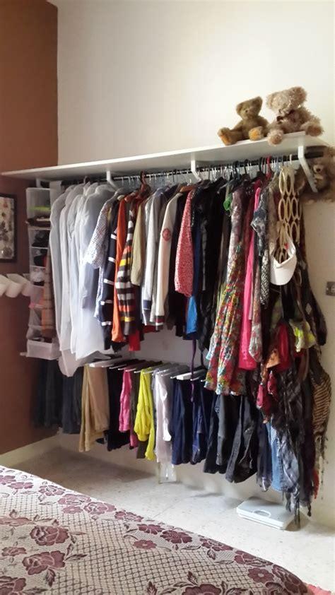 ALGOT & friends wardrobe system   IKEA Hackers