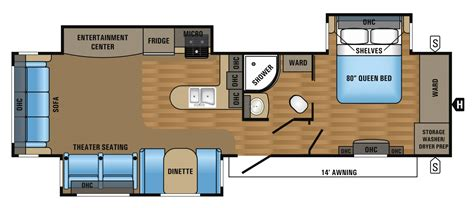 hitchhiker rv floor plans 2017 jay flight travel trailer floorplans prices jayco