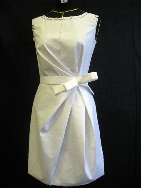 garment draping draping on the stand fashion design dress development