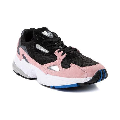 womens adidas falcon athletic shoe black