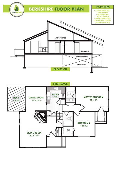 berkshire floor plan the berkshire model floorplan at lakeridge residential