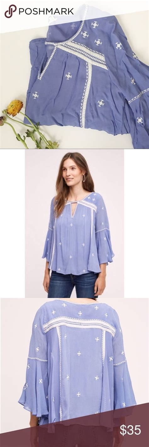 Blouse Adena 25 best ideas about periwinkle color on