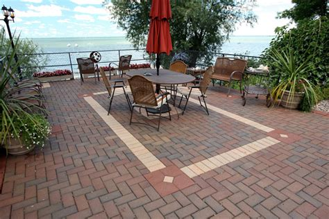 Types Of Patio by Types Of Patio Material And Advantages About Patio