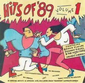 chart hits 81 volumes 1 and 2 k chart beats 25 years ago this week july 2 1989