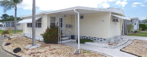 mobile home  sale largo fl  seasons estates