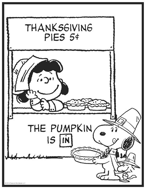printable peanuts thanksgiving coloring pages free coloring pages of lucy from charlie brown