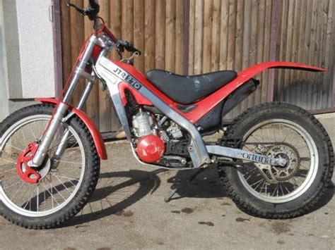 Trial Motorrad Wandern by Trial Gas Gas 270 Ccm