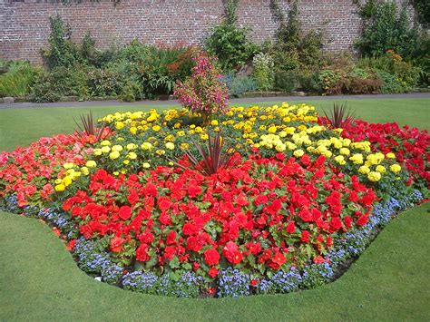 Flower Bed Garden Flower Bed Ideas The Ultimate Touch Of The Nature In Your Garden Midcityeast
