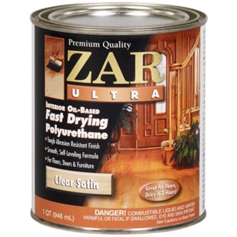 Clear Wood Stain Interior by Buy The Zar 32912 Zar Ultra Clear Interior Wood Finish