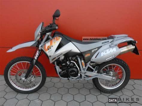 2001 Ktm 640 Supermoto 2001 Ktm 640 Sm Enduro Throttle Movement State 1aaa