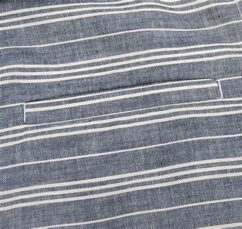 nevada shirt wash blue stripe hickoree s