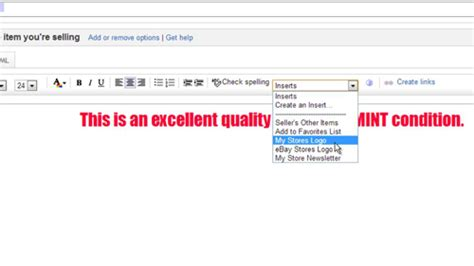 How To Check An Ebay Gift Card Balance - how to format ebay listing text howtech