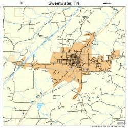 sweetwater tennessee map 4772540