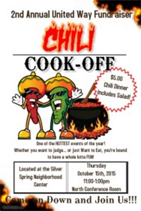 20 830 Customizable Design Templates For Chili Cook Off Contest Template Postermywall Chili Cook Flyer Template Free